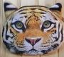 3D tigris pénztárca