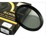 Cirkuláris polárszűrő ZOMEI 58mm