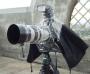 Esővédő huzat DSLR fényképezőgéphez