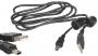 Gopro Mini USB kábel Hero3 (530mm)