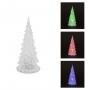 LED karácsonyfa színváltós több méret