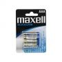 Mikroceruza elem AAA Maxell 4db