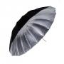 "Phottix Para-Pro Reflective Umbrella 72"" (182 cm) B/S"