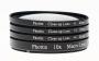 Phottix +1,+2,+4,10x Macro Lens (Close-up Lens) 58mm