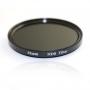 58mm Neutral Density ND8 szűrő