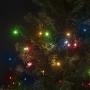 96 LED-es égősor kül/beltéri színes ~ 19,5 m