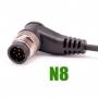 Extra kábel nikon N8