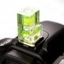 Fényképezőgép - kamera vízmérték - libella