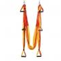 Jóga hinta 250x150 cm narancssárga-sárga