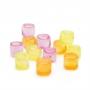 Jégkocka 3 színű, műanyag
