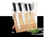 Kés szett / Rozsdamentes acél (4 darab)
