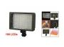 LED-es video lámpa HD-160