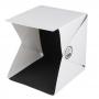 LED-es mini hordozható stúdió Box