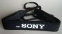 Neoprene nyakpánt SLR-DSLR gépekhez  Sony felírattal