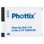 PHOTTIX LI-ION AKKUMULÁTOR SLB-11A SAMSUNG