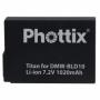 Phottix DMW-BLD10 akkumulátor Panasonic