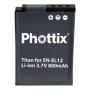 Phottix akkumulátor  Nikon EN-EL12