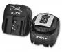 Sony/minolta pc sinc és vakupapucs átalakító TF-324