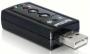 USB Hangkártya 7.1