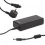Univerzális laptop/notebook töltő adapter tápkábellel