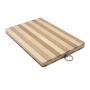 Vágódeszka bambusz 28x18 cm