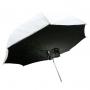Áteresztő Softbox Stúdió Esernyő  101/120 cm