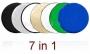 7 az 1-ben Összecsukható Derítőlap 107 cm