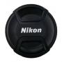 Objektívsapka Nikon feliratos